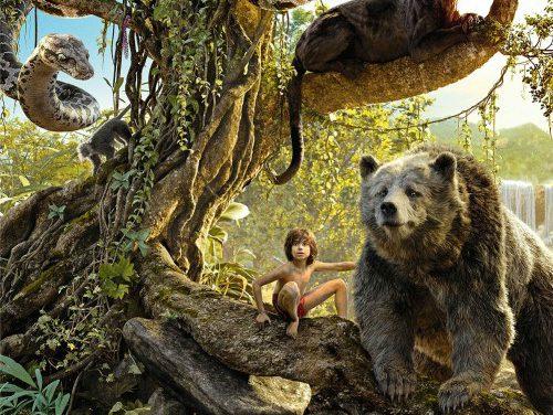 Księga dżungli (2016)