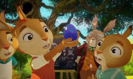 """Świetny świąteczny dubbing animacji """"ZAJĄC MAX RATUJE WIELKANOC""""!"""