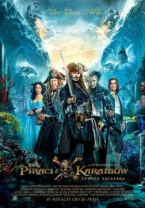 Piraci Karaibów: zemsta Salazara