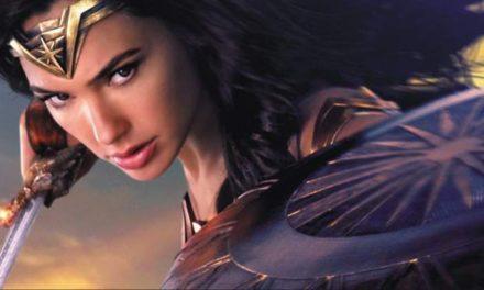 Wonder Woman bez dodatkowych scen