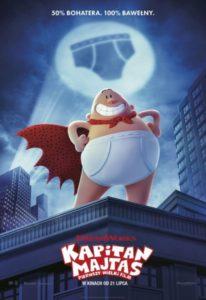 Kapitan Majtas - pierwszy wielki film