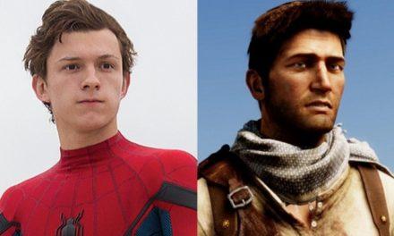 Spider-man w kinowej wersji Uncharted