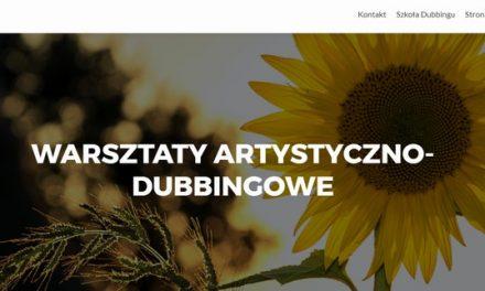 Warsztaty artystyczno-dubbingowe