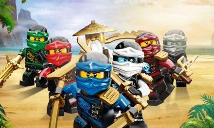 Lego film Ninjago pokonało To