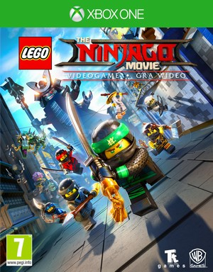 Lego Ninjago Movie gra