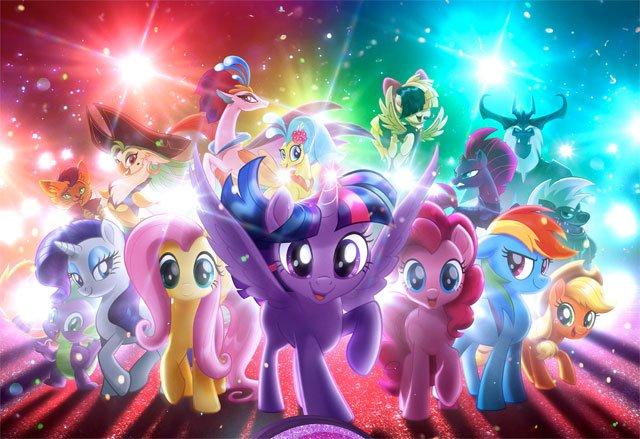 Spotkaj My little pony