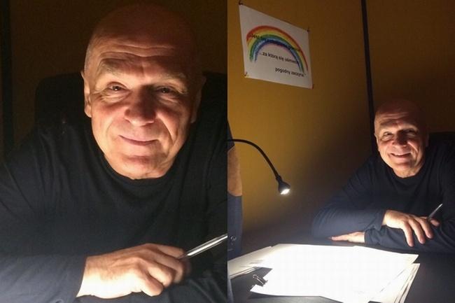 Głos jest emanacją duszy. Wywiad z Waldemarem Modestowiczem.