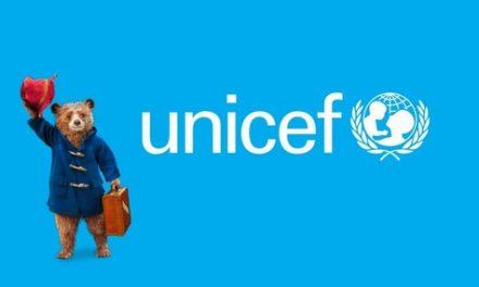 Paddington mordką UNICEFu