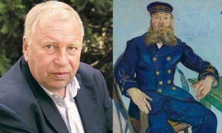 Jerzy Stuhr o filmie Twój Vincent