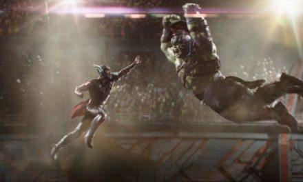 Thor Ragnarok pobił konkurencję