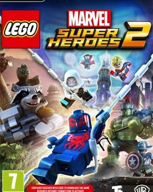 Lego Super Marvel Heroes 2