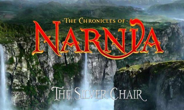 Opowieści z Narnii: srebrne krzesło w 2019 roku