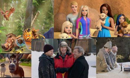 1 grudnia – pięć dubbingowych premier