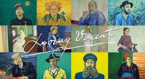 Twój Vincent nominowany do Oskara