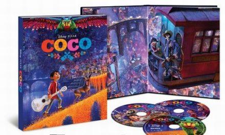 Coco w maju na DVD i Blu-ray