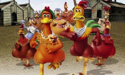 Kurcze blade. Będzie sequel uciekających kurczaków.
