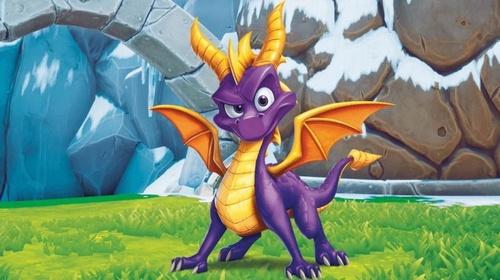 Spyro z polskim dubbingiem