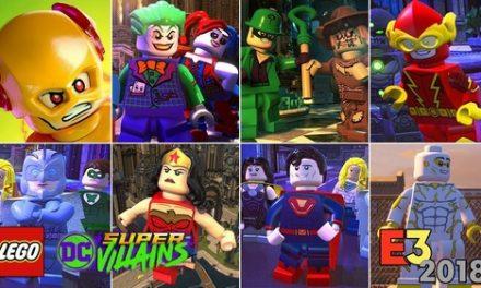 Powrót Lego złoczyńców