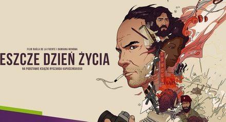 Dorociński, Bołądź, Jakubik, Borkowski. Jeszcze dzień życia.