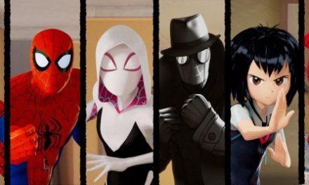 Spider-man Uniwersum przedpremierowo